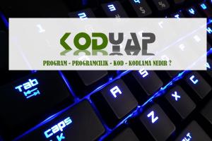 kodyap-programciliknedir